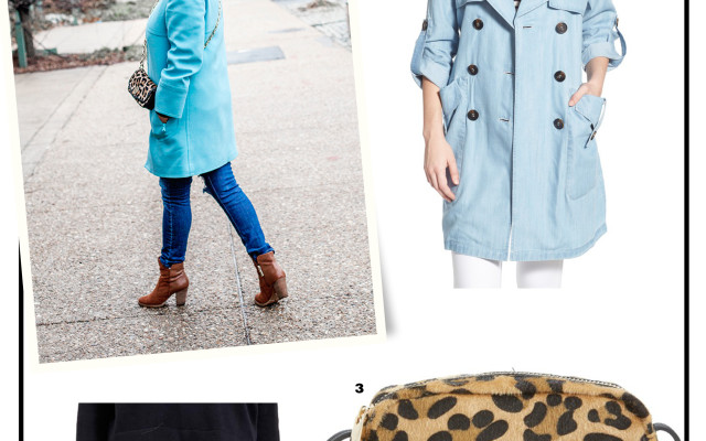 Get The Look: Spring Trench Coats