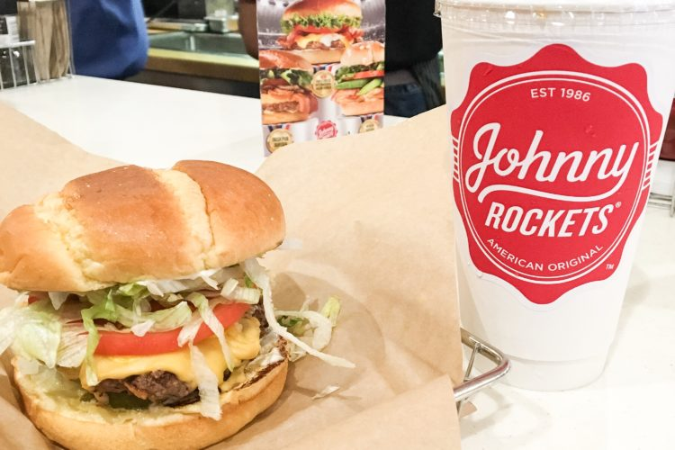 Johnny Rockets Georgetown