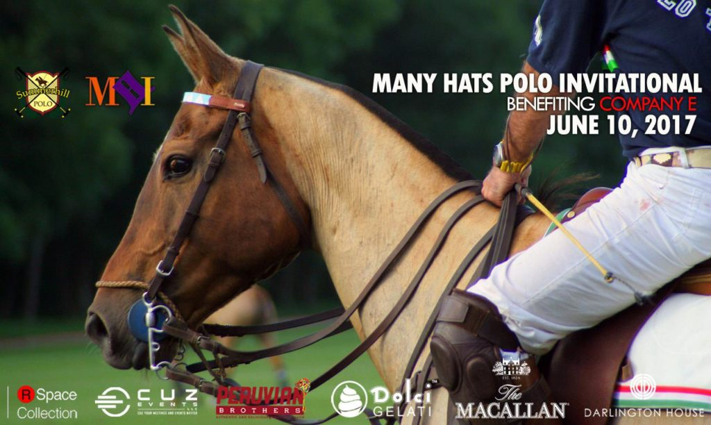 weekend happenings, many hats polo invitational