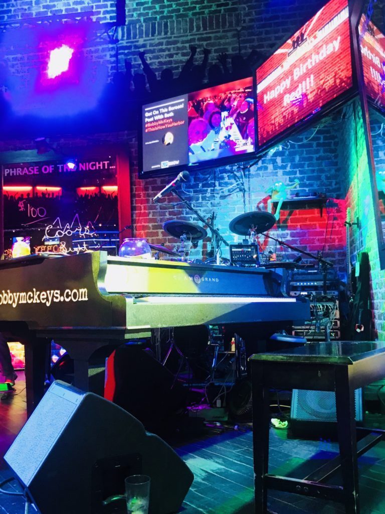 Bobby Mckey's Piano Bar